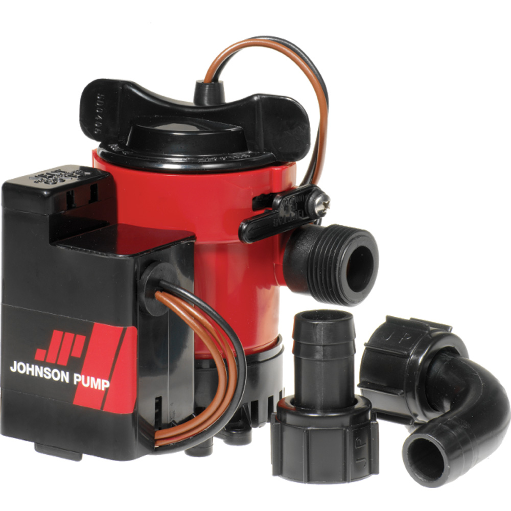 Johnson Pump - Johnson Pump Cartridge Combo 1000GPH Auto ...