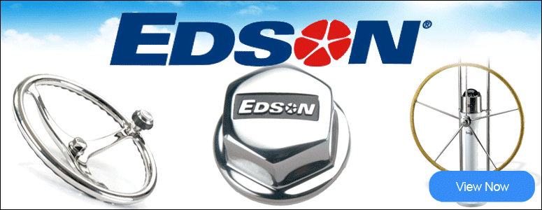 Full Line of Edson Marine Products.
