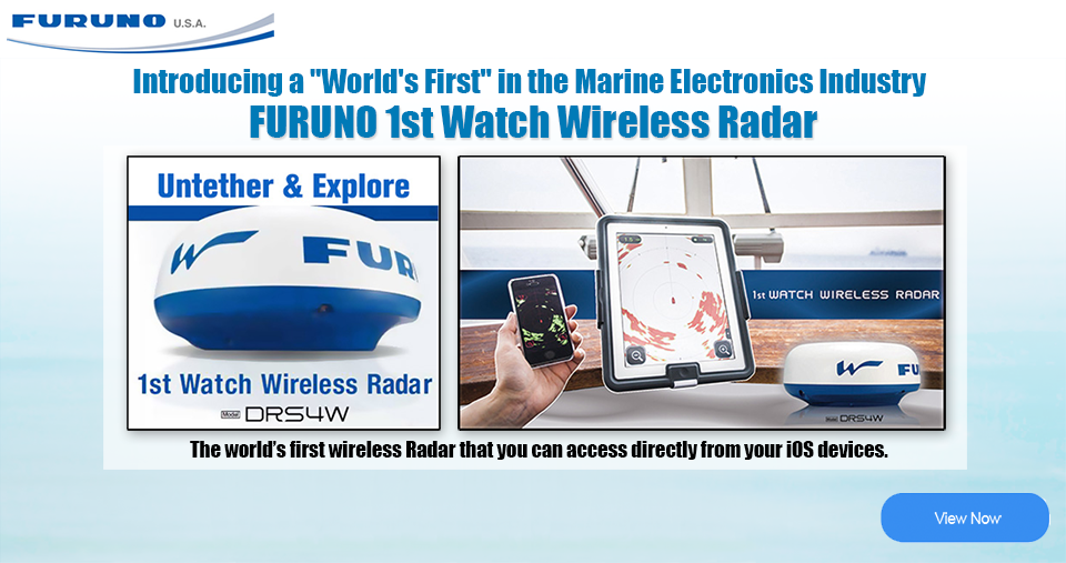 We carry a full line of Furuno marine products.