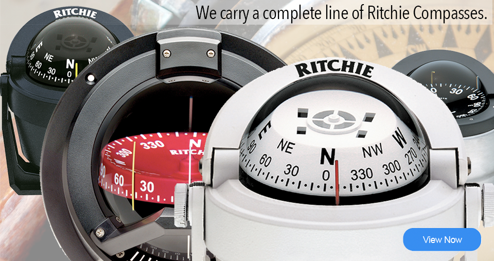 We carry a full line of Ritchie Compasses