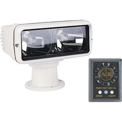 ACR RCL-100D Remote Controlled Searchlight - 24V