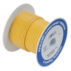 Ancor Yellow 8 AWG Battery Cable - 25
