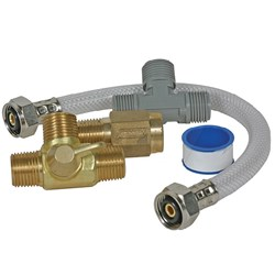 Camco Quick Turn Permanent Waterheater Bypass Kit