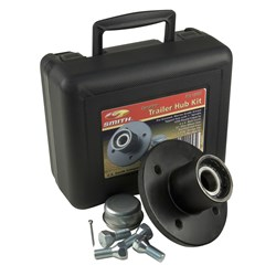 "C.E. Smith Trailer Hub Kit Package 1"" D/T 4 X 4"