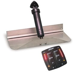 "Bennett Trim Tab Kit 12"" x 9"" w/EIC Switch"