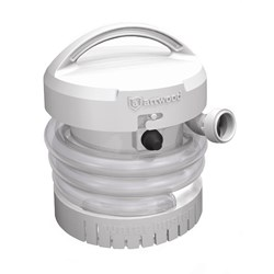 Attwood WaterBuster® Portable Pump - 200 GPH