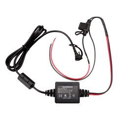 Garmin Motorcycle Power Cord f/zūmo® 350LM