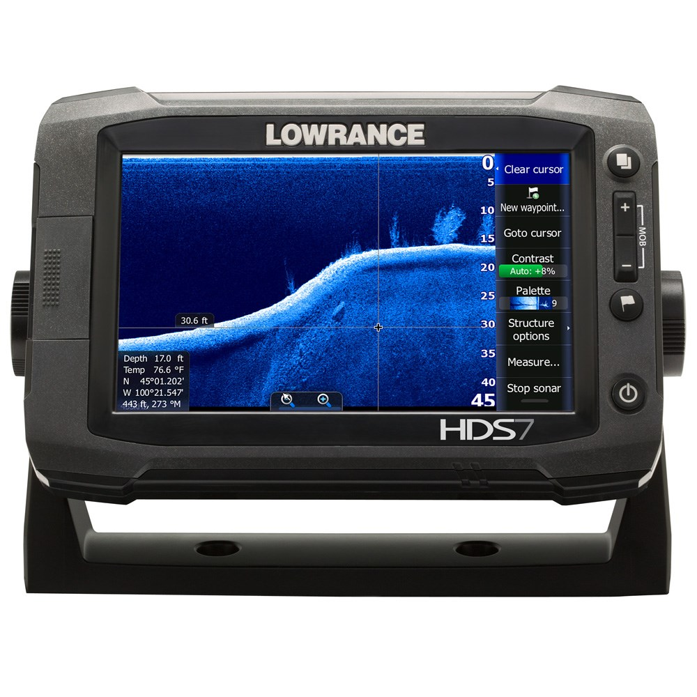 lowrance lowrance hds 7 gen2 touch insight no transducer 11 45374. Black Bedroom Furniture Sets. Home Design Ideas
