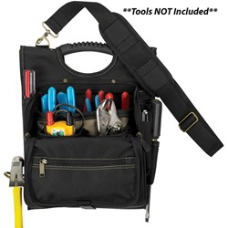 CLC 1509 21 Pocket Professional Electricians Tool Pouch