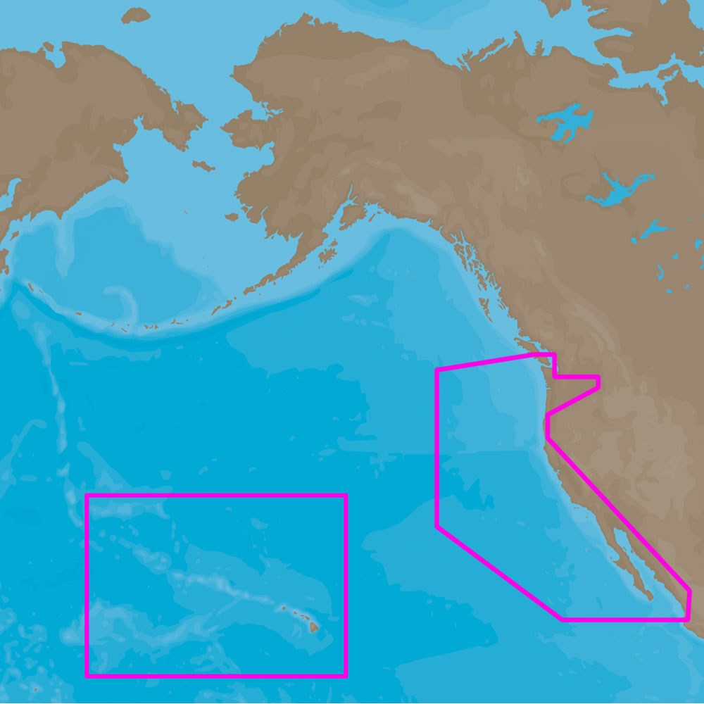 Map Of California And Hawaii.C Map 4d Na D024 Usa West Coast Hawaii Full Content