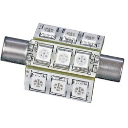 Lunasea LED Navigation Light - Series 25 - 10-30VDC - White