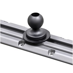 "RAM Mount 1"" Track Ball w/ T-Bolt Attachment"