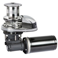 "Quick Prince DP2 712D Windlass w/Drum 700W - 12V - 7mm or ¼"" Gypsy"