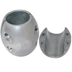 "Tecnoseal X18 Shaft Anode - Zinc - 4-1/2"" Shaft Diameter"
