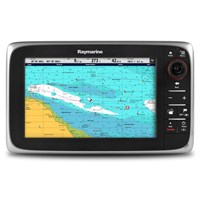 Raymarine c95 Multifunction Display - Lighthouse Navigation Charts - NOAA Vector