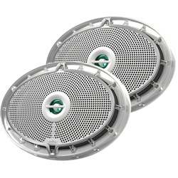 "Infinity 6952M 6"" x 9"" 2-Way Speakers - 300W - (Pair) White"