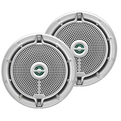 "Infinity 652M 6.5"" 2-Way Speakers - 225W - (Pair) White"