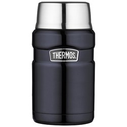Thermos Stainless Steel King Food Jar - Blue - 24 oz.