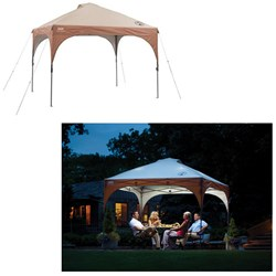 Coleman All-Night Instant Canopy w/LED Lighting System - 10 x 10