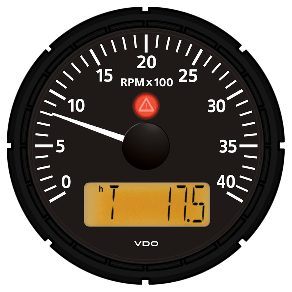 2bee15e Vdo Tachometer Wiring Diagram 4000 Wiring Resources