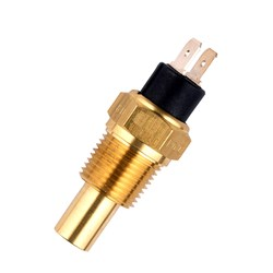 VDO Temperature Sender 250°F/120°C Floating Ground - 1/2-14NPTF