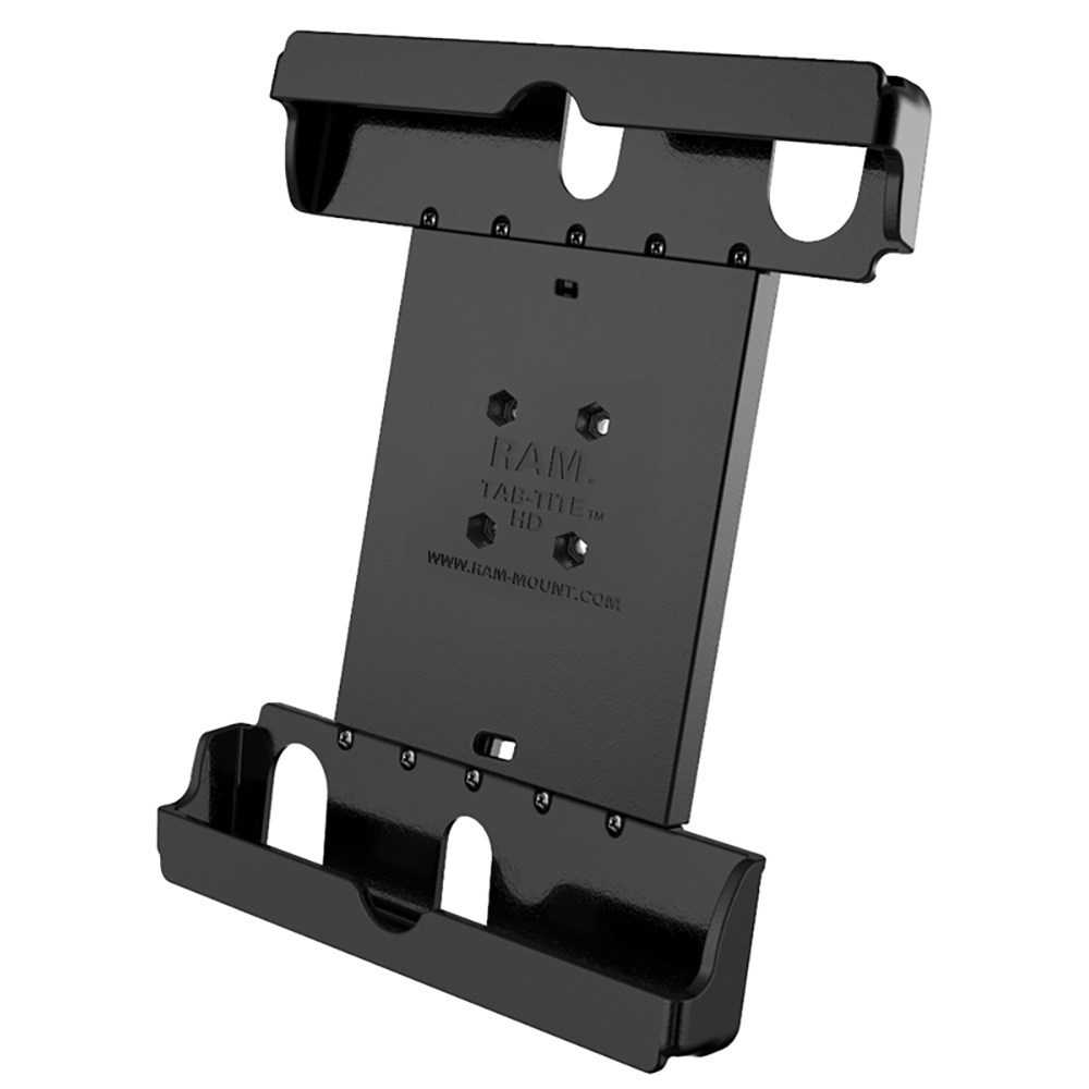 "RAM Mount Tab-Tite™ Cradle for the Apple iPad Air 1-2 & 9.7"" Tablets w/Case, Skin or Sleeve"