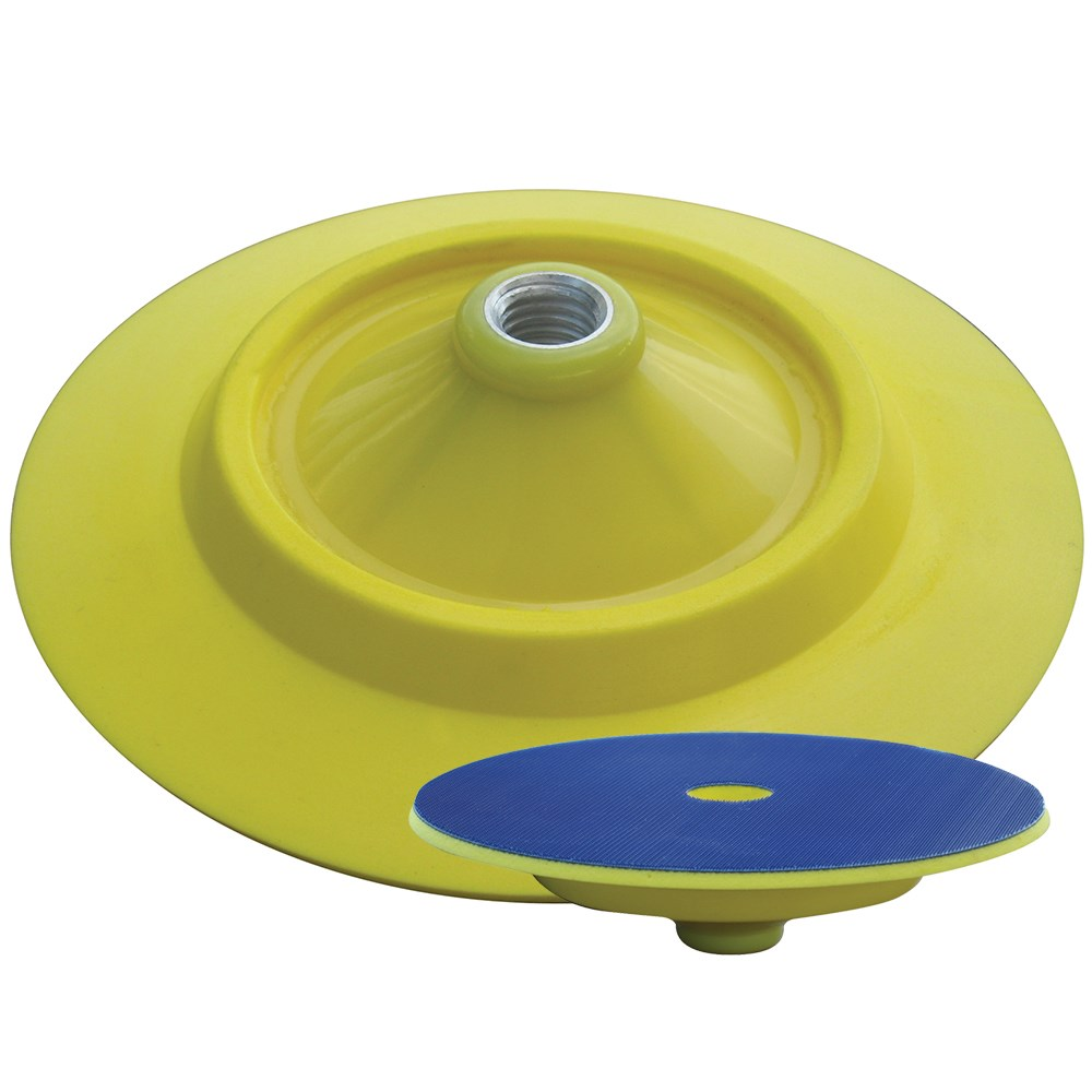 "Shurhold Quick Change Rotary Pad Holder - 7"" Pads or Larger"