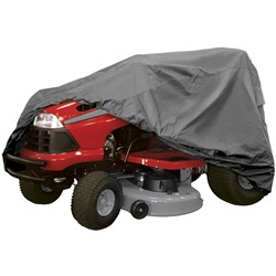 Dallas Manufacturing Co. Riding Lawn Mower Cover - Black