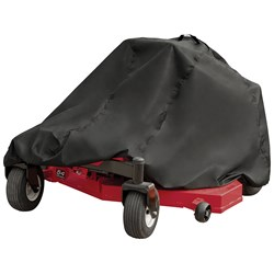 Dallas Manufacturing Co. 150D Zero Turn Mower Cover - Model B Fits Decks Up To 60""