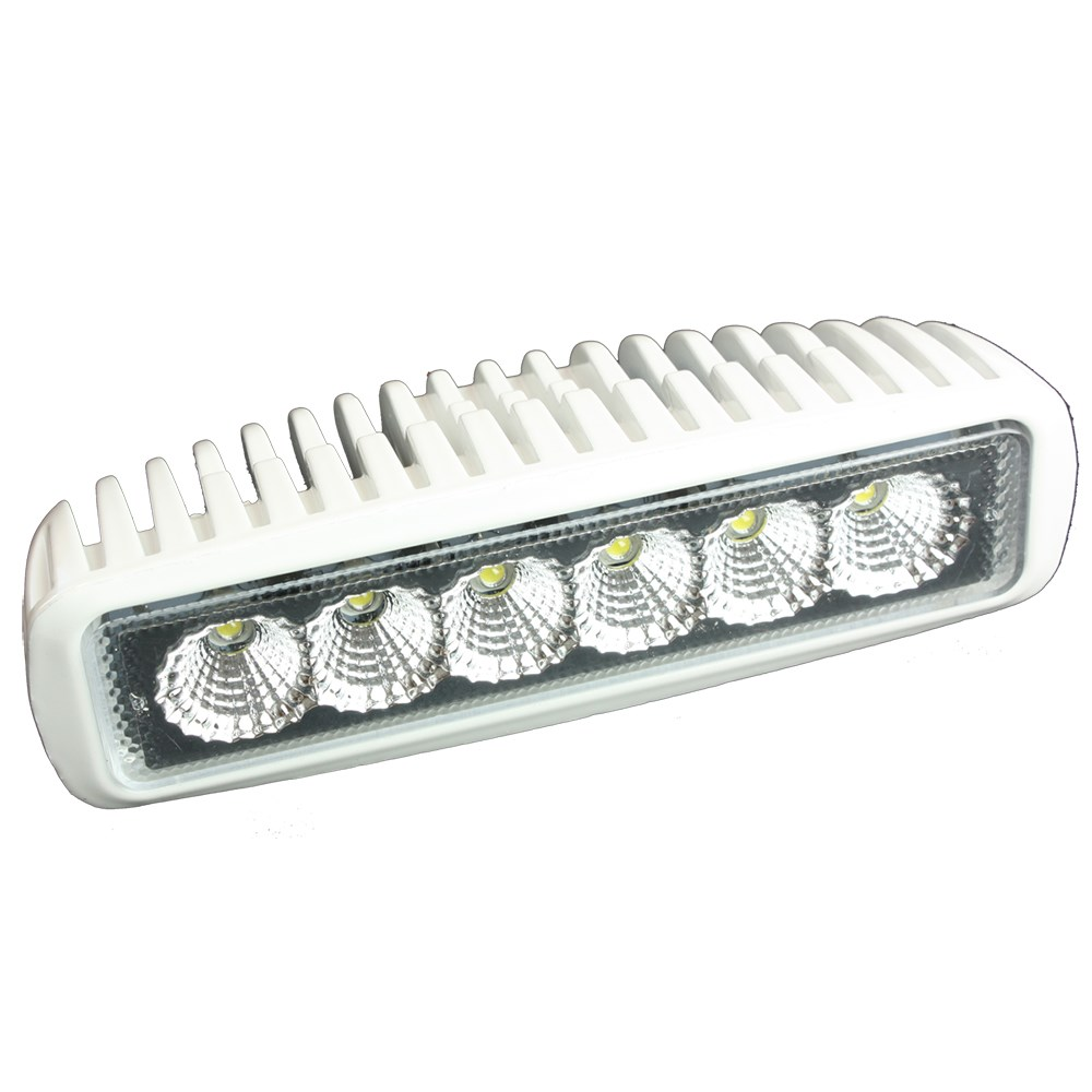 Lunasea LED Utility Light - 15W - 1250 Lumen - 12-24VDC