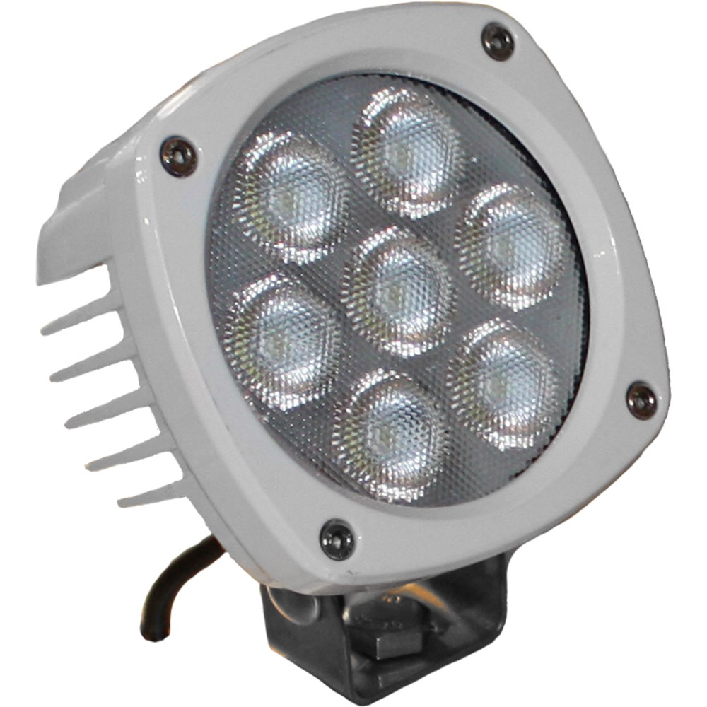 Lunasea Round Ruggedized LED Work Light