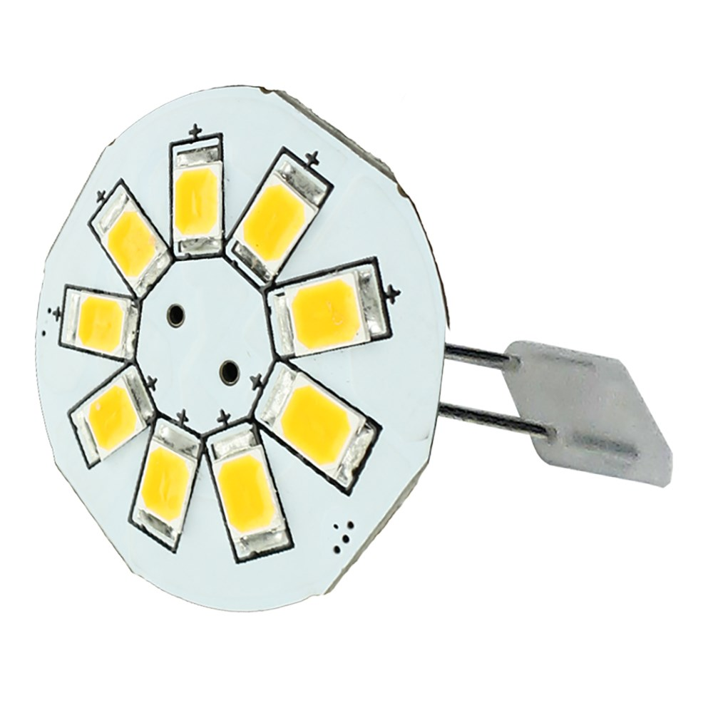 "Lunasea G4 Back Pin 0.9"" LED Light - Cool White"
