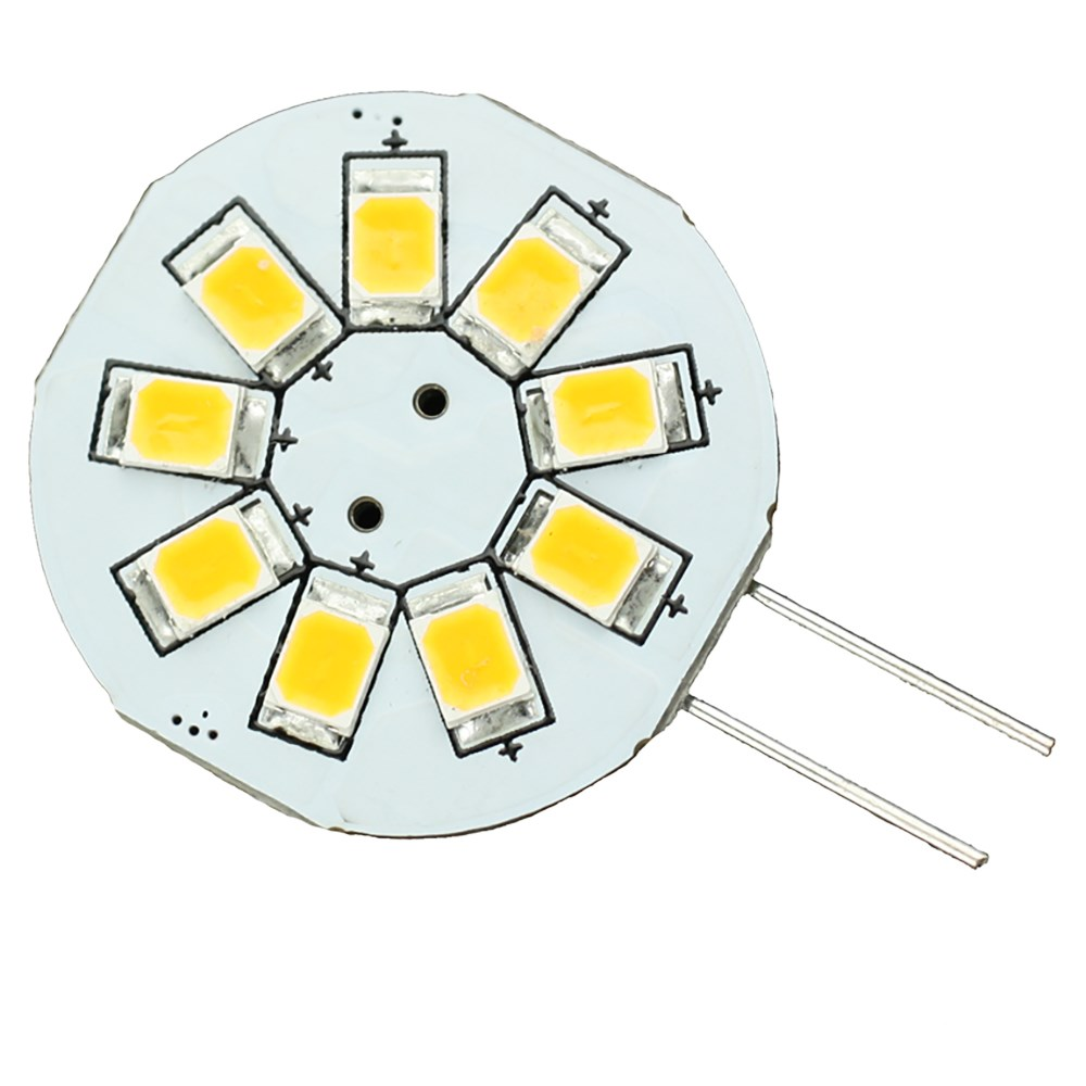 "Lunasea G4 Side Pin 0.9"" LED Light - Cool White"