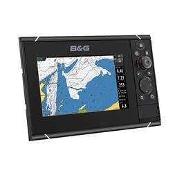 "B&G Zeus3 7"" MFD Display w/Insight Charts"