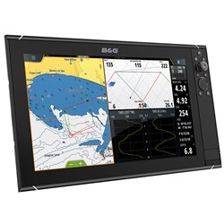 "B&G Zeus3 16"" Multifunction Display w/Insight Chart"