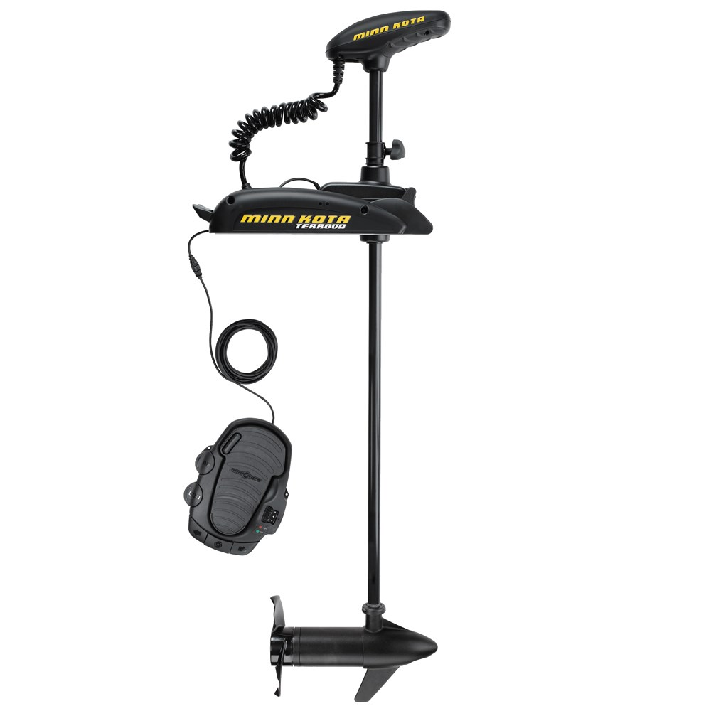 "Minn Kota Terrova 80 - 80lb/45""/24V *Remanufactured"