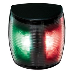 Hella Marine BSH NaviLED PRO Bi-Color Navigation Lamp - 2nm - Black Housing