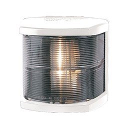 Hella Marine Stern Navigation Light - Incandescent - 2nm - White Housing - 12V