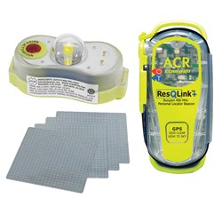 ACR PLB Rescue Kit - ResQLink+™, HemiLight™3 Special Edition & Self-Adhesive Tape