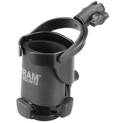 "RAM Mount Level Cup™ XL w/Single Socket for B Size 1"" Ball"