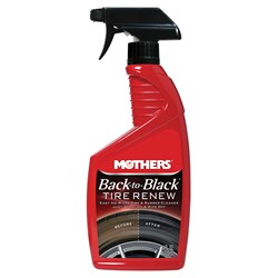 Mothers Back-to-Black® Tire Renew - 24oz