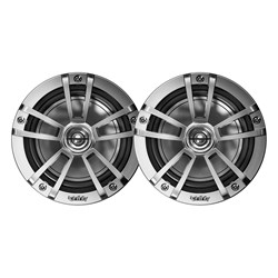 "Infinity 622MLT 6.5"" 2-Way Multi-Element Marine Speakers - Titanium"