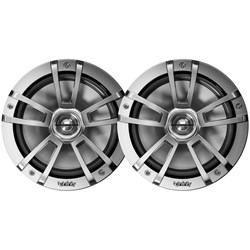 "Infinity 822MLT 8"" 2-Way Multi-Element Marine Speakers - Titanium"