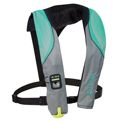 Onyx A-24 In-Sight Automatic Inflatable Life Jacket - Aqua