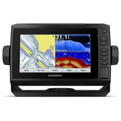 Garmin echoMAP™ CHIRP Plus 73cv US LakeVü w/CV22HW-TM Transducer