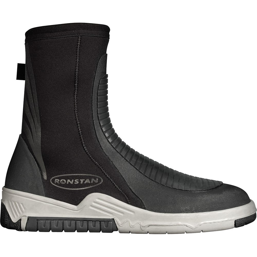 Ronstan Cl68xl Offshore Boot Black Xl Selected Material Sporting Goods