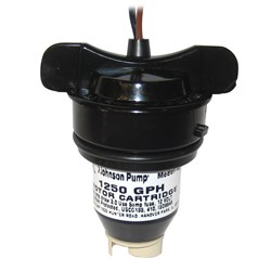 Johnson Pump 1250 GPH Motor Cartridge Only - 12V