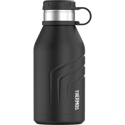 Thermos ELEMENT5 Vacuum Insulated Beverage Bottle w/Screw Top Lid - 32oz - Black