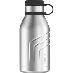 Thermos ELEMENT5 Vacuum Insulated Beverage Bottle w/Screw Top Lid - 32oz - Stainless Steel