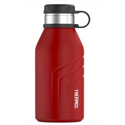 Thermos ELEMENT5 Vacuum Insulated Beverage Bottle w/Screw Top Lid - 32oz - Red
